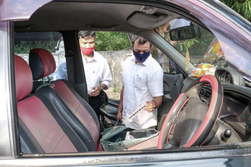 Kaca mobilnya dipecahkan, uang Rp60 juta milik ASN di Kota Mataram raib