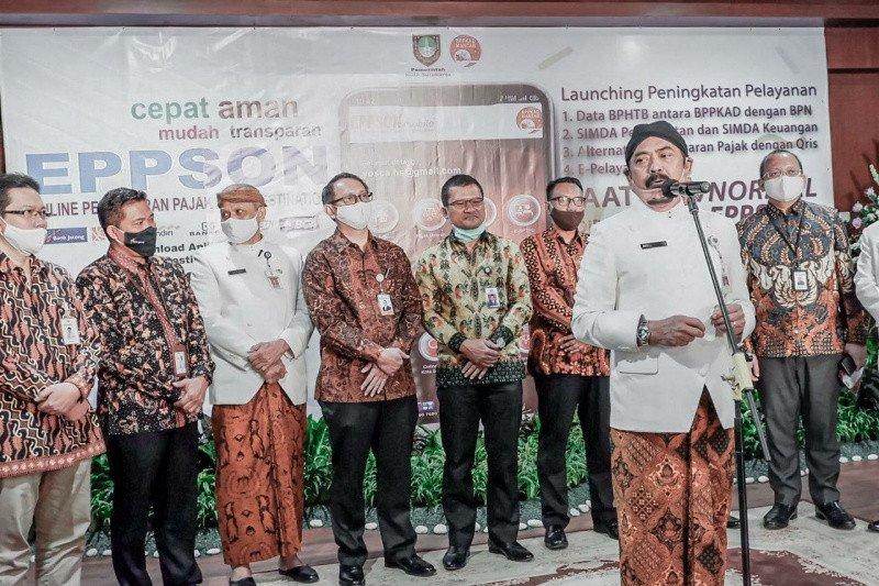 Bank Jateng Surakarta luncurkan pembayaran PBB melalui QRIS