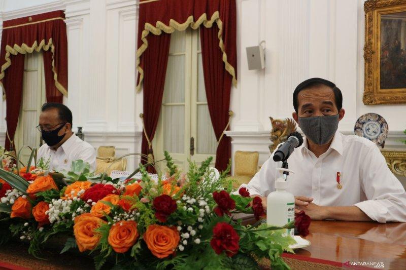Presiden Jokowi: Indonesia mulai memproduksi vaksin COVID-19 Januari 2021