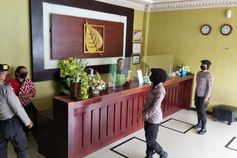 Polda Papua imbau pengelola hotel di Jayapura taati protokol kesehatan