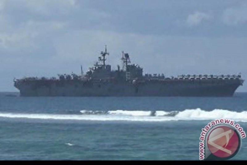 Tanker Israel diserang di lepas pantai Oman, Angkatan Laut AS bantu lindungi