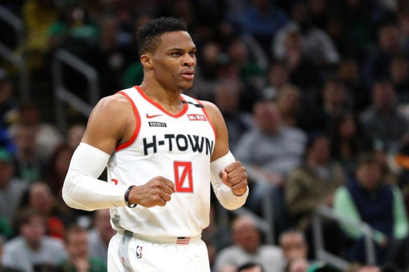 Westbrook perkuat Rockets di gim kelima NBA kontra Thunder