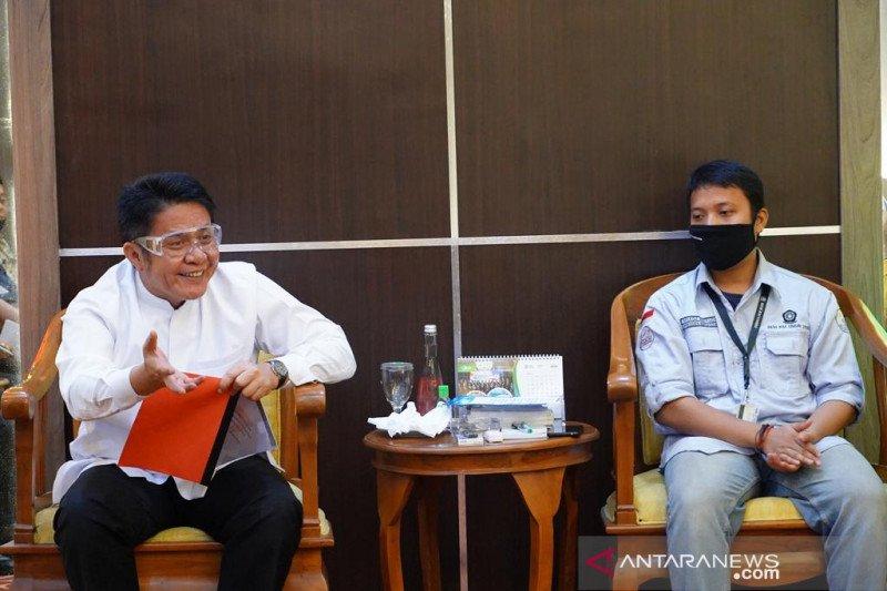 Gubernur Herman Deru gandeng mahasiswa cegah karhutla