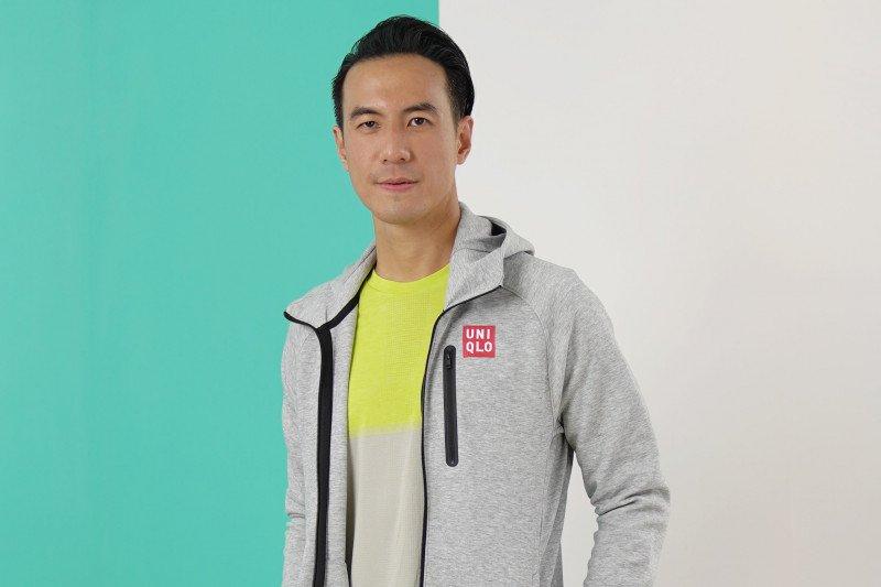 Daniel Mananta bagikan tips memilih pakaian olahraga