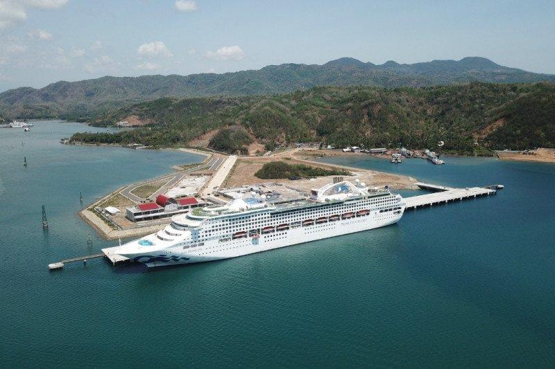 Lima kapal pesiar tetap jadwalkan kunjungan ke Pulau Lombok