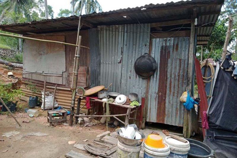Baznas Karimun kembali rehabilitasi rumah tidak layak huni