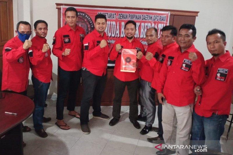 Pemuda Batak Bersatu Rokan Hilir terbentuk, Ketua DPD : Jaga solidaritas dan toleransi