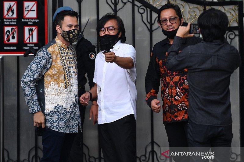 Presiden Jokowi mengundang seniman kampanyekan protokol kesehatan