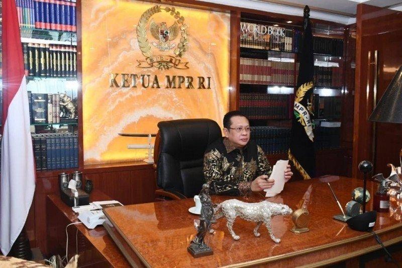 Ketua MPR minta pemerintah majukan industri pertahanan nasional