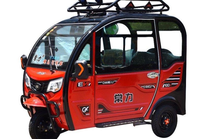 Changzhou Xili Car Industry hadirkan mobil listrik versi murah