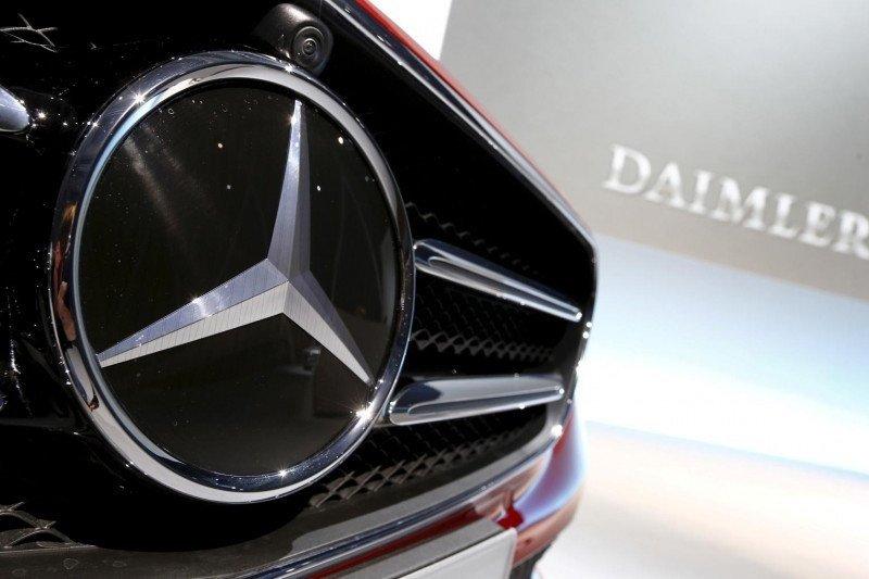 Daimler rugi Rp32 triliun karena pandemi COVID-19