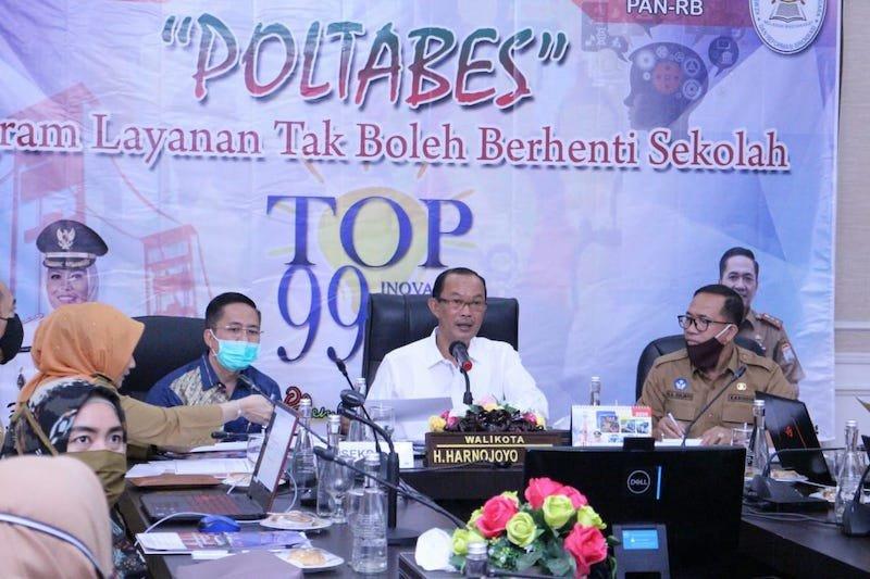 Palembang targetkan inovasi Poltabes menang kompetisi layanan  publik
