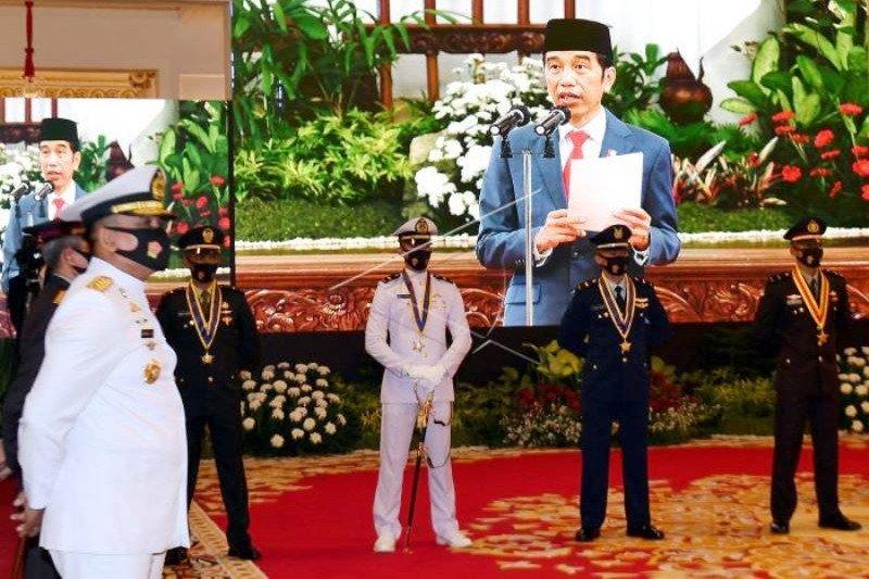 Prasertya Perwira TNI-Polri