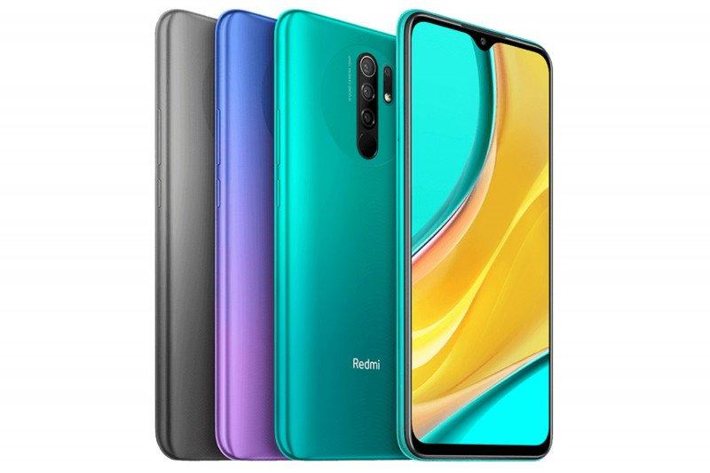 Ponsel Redmi 9 resmi masuk Indonesia