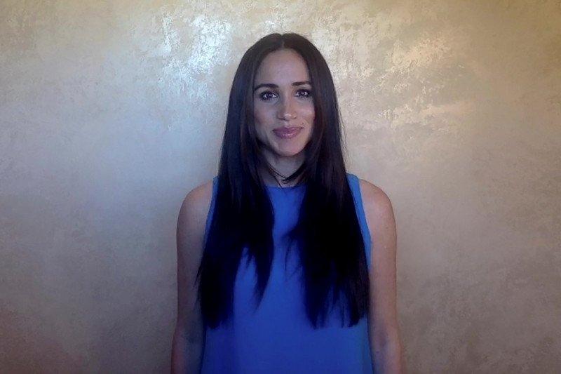 Meghan Markle ajak remaja putri abaikan  suara negatif di dunia maya