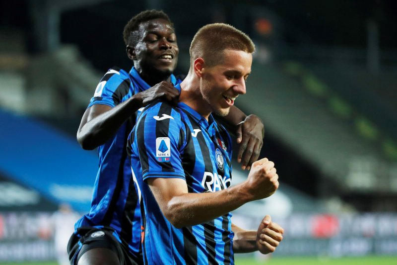 Atalanta bantai Brescia dengan skor 6-2
