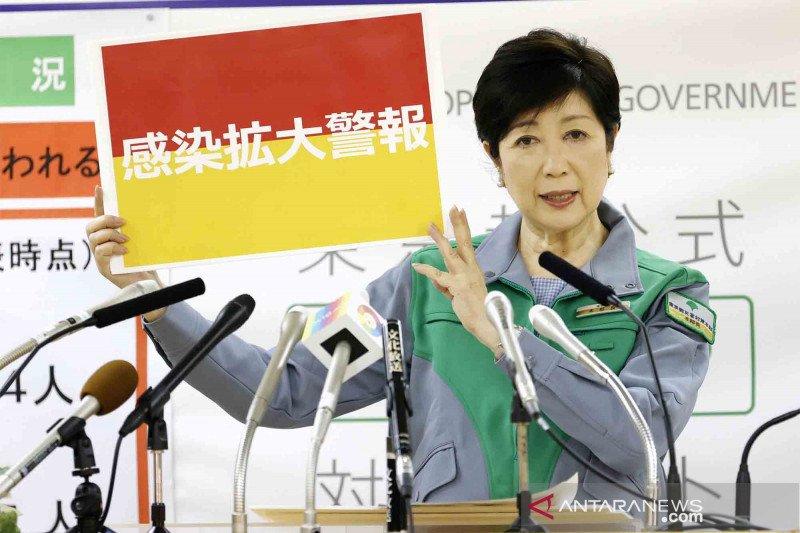 Tokyo bakal nyatakan darurat jika kasus infeksi virus corona memburuk