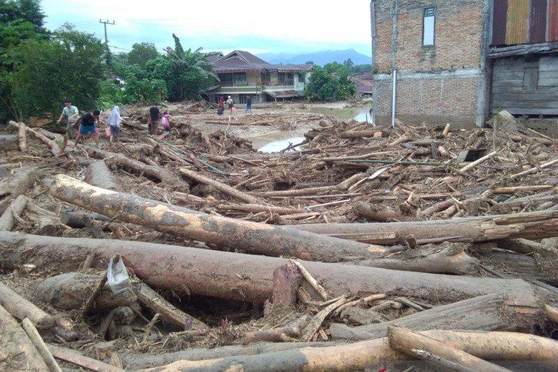 Di Luwu Utara, banjir bandang akibatkan 223 rumah rusak berat