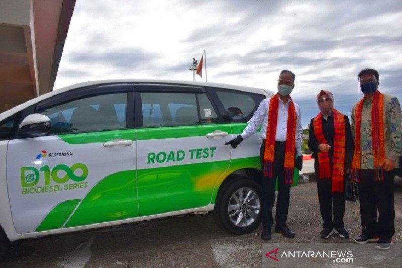 Kemarin, Presiden Jokowi kejar pemulihan ekonomi dan ujicoba green diesel