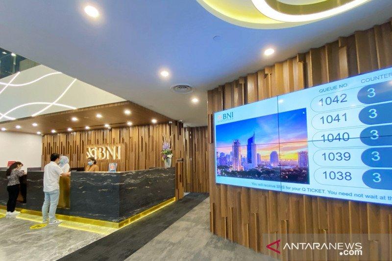 BNI mendukung perusahaan Indonesia Go Internasional