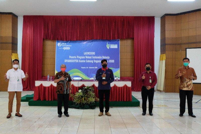 Rangkul Korban PHK, BPJAMSOSTEK Ungaran gelar program Vokasi Asik