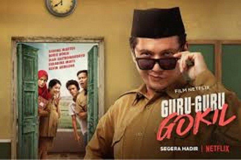 """Film """"Guru-Guru Gokil"""" tayang secara eksklusif di Netflix"""