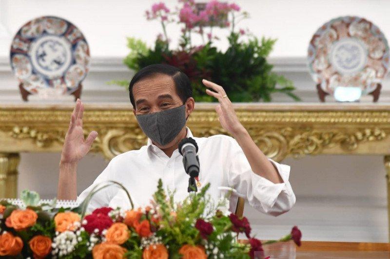 Presiden Jokowi: Setiap rupiah uang rakyat harus dipertanggungjawabkan