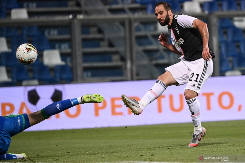 Juventus unggul 7 poin di klasemen Liga Italia