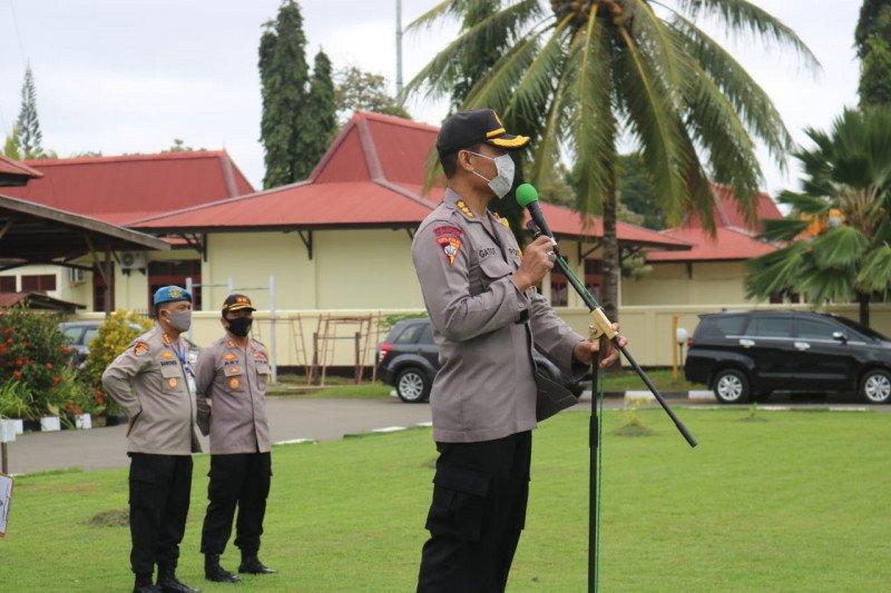 Polisi Merauke diminta jaga kamtibmas aman jelang Pilkada serentak 2020