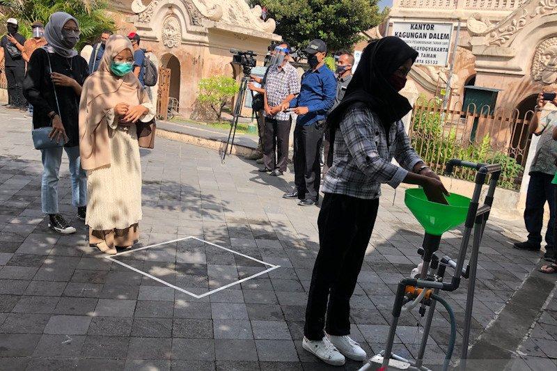 Jasa pariwisata di Yogyakarta ajukan verifikasi protokol kesehatan