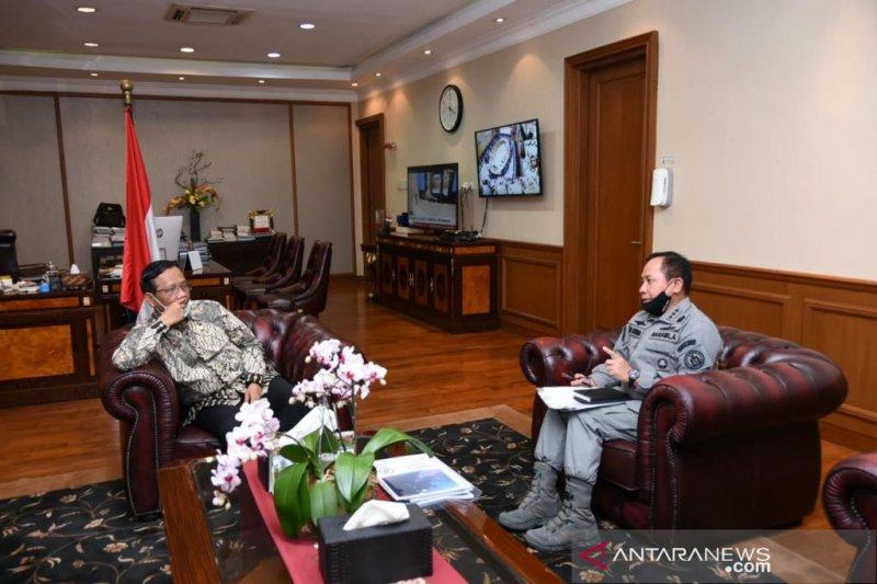 Bakamla soroti perkembangan situasi keamanan wilayah Laut Natuna Utara dan LCS