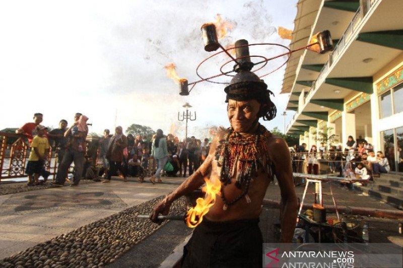 """Pelaku wisata Banjarmasin berduka atas wafatnya """"Kai Api"""" Muhammad Arsyad"""