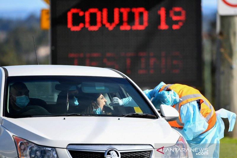 Australia dan Jepang alami peningkatan kasus corona