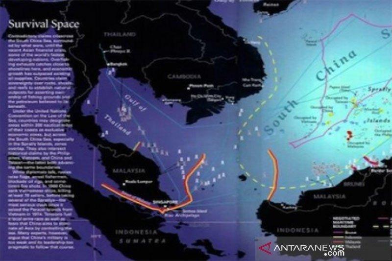 AS, China kembali memanas soal Laut China Selatan, Bagaimana sikap Indonesia?