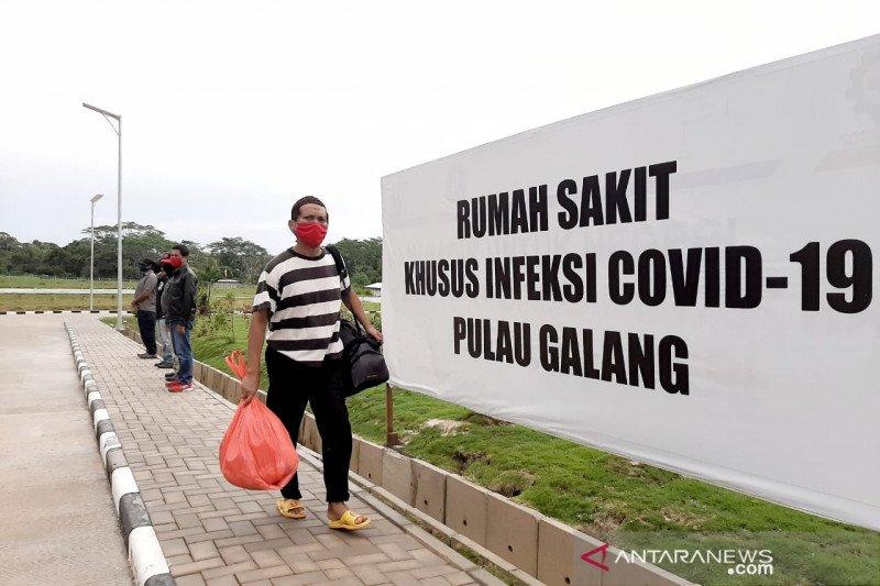 Kabar baik, 230 warga Batam sembuh dari COVID-19