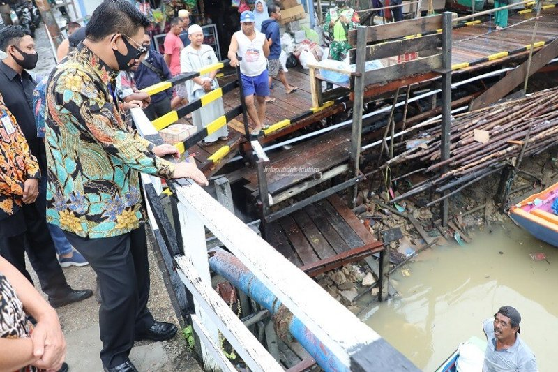 Gubernur undang Presiden ke Kaltara lagi, Jokowi tertarik lihat infrastruktur