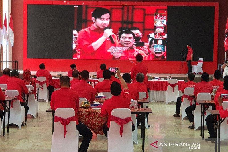 Terima rekomendasi Pilkada, Putra Presiden Gibran ucapkan terima kasih kepada Ketua DPC PDIP Surakarta