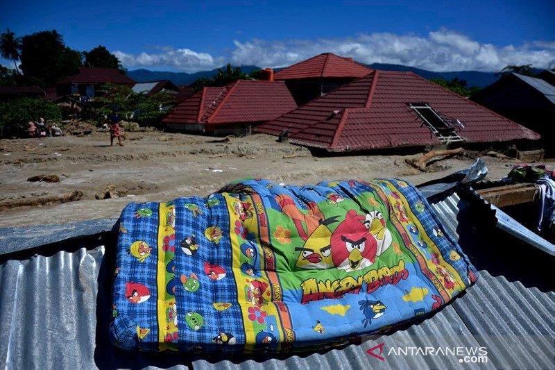 Korban banjir bandang Masamba