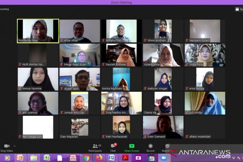 BK FIP UNP sukses menyelenggarakan webinar konseling karir