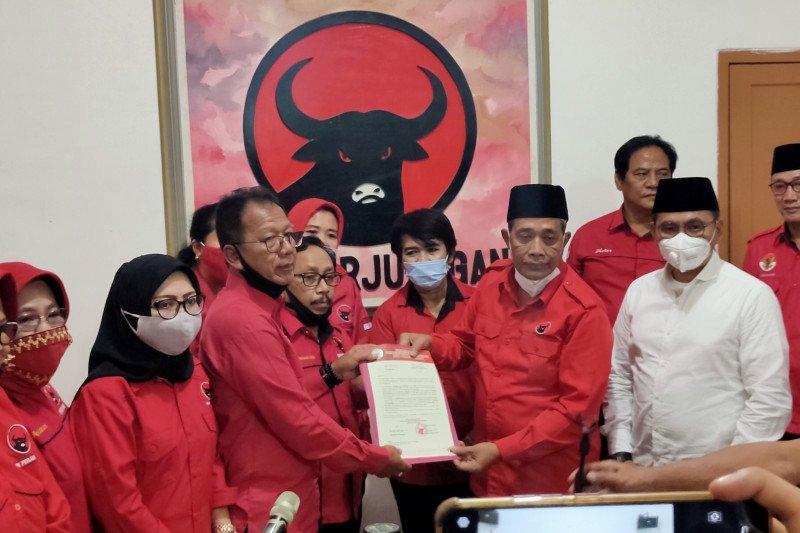 DPP PDIP keluarkan rekomendasi untuk Lampung Tengah dan Pesisir Barat