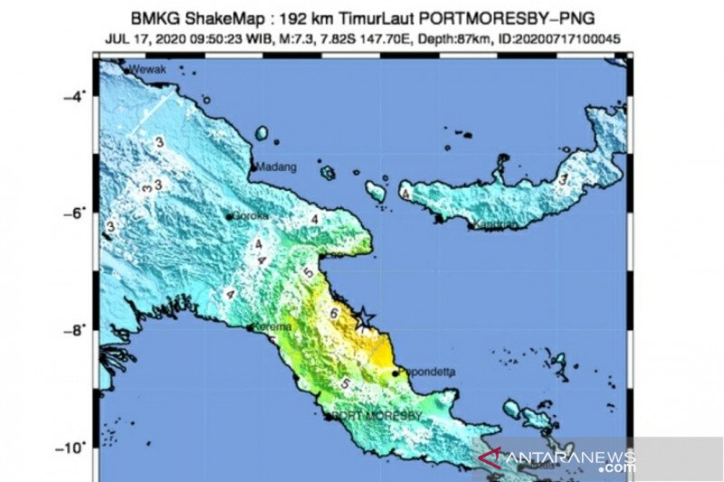 Aktivitas gempa di selatan Jawa meningkat, upaya mitigasi perlu diperkuat