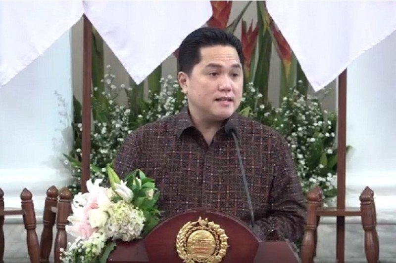 Erick Thohir sebut pemerintah siapkan bantuan produktif ke 12 juta UMKM