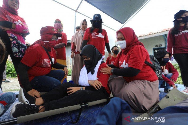 Arkom dampingi warga Donggala dalam mitigasi kebencanaan
