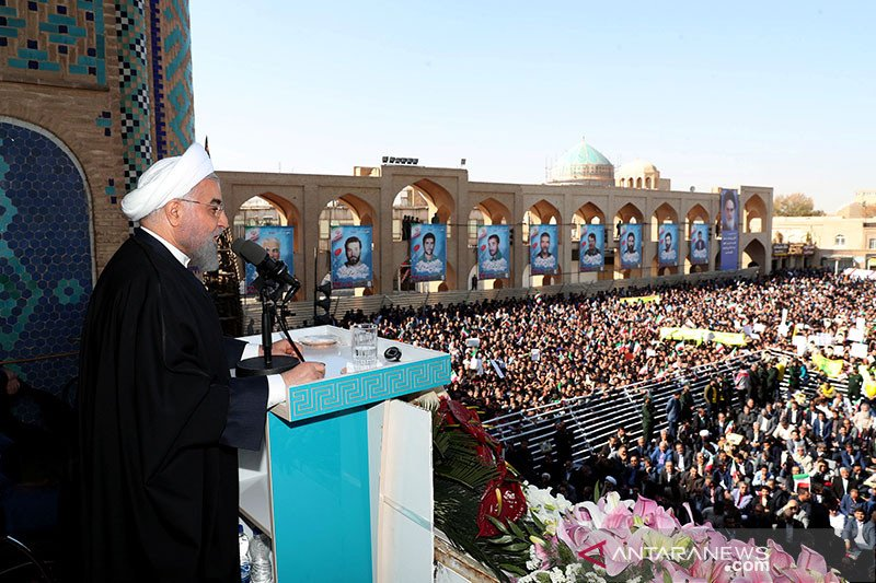 25 Juta warga Iran terinfeksi virius Corona dan 35 juta lainnya berisiko tertular