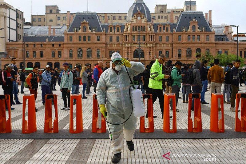 Argentina memfokuskan penguncian COVID-19 di Ibu Kota Buenos Aires