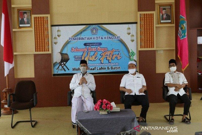 Kendari izinkan shalat Idul Adha di masjid zona hijau