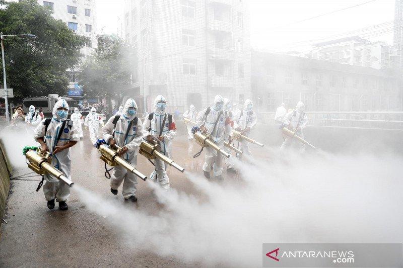 China menghentikan operasi pabrik chip Korea setelah buruh positif corona