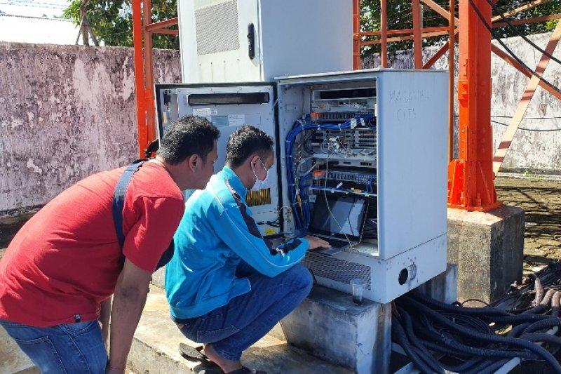 Jaringan Telkomsel pulih 100 persen di Luwu Utara pascabencana banjir bandang