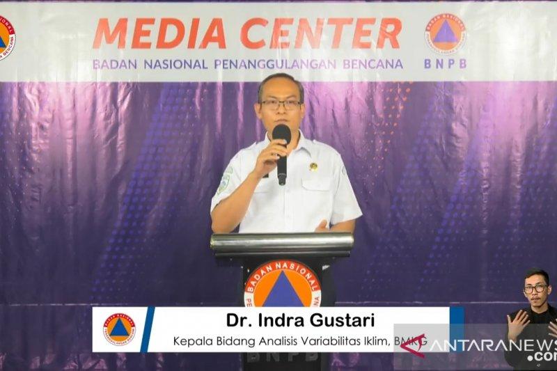 64 persen wilayah Indonesia termasuk Jabar memasuki musim kemarau