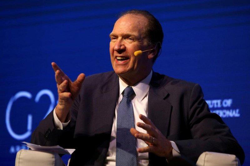 Bank Dunia desak G20 perpanjang penangguhan utang hingga 2021